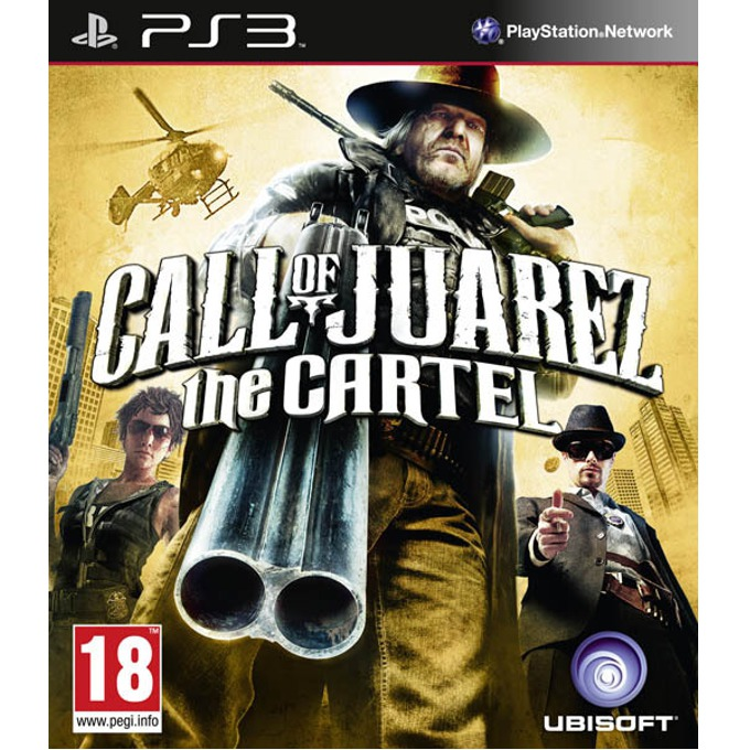 Call of Juarez: The Cartel, за PlayStation 3 image