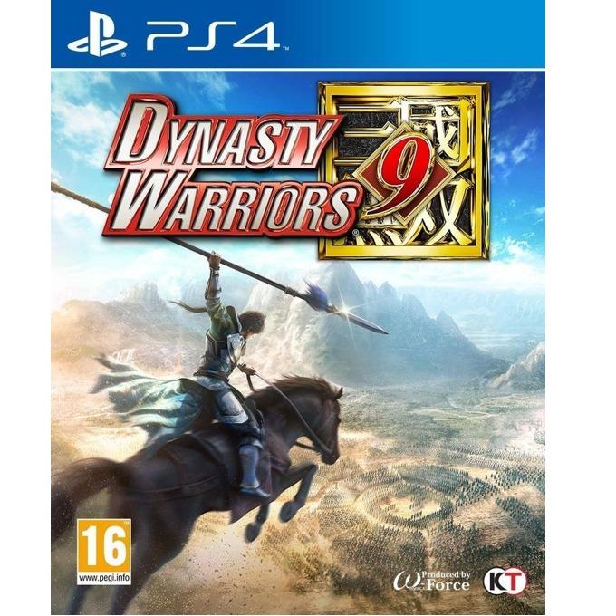 Игра за конзола Dynasty Warriors 9, за PS4 image