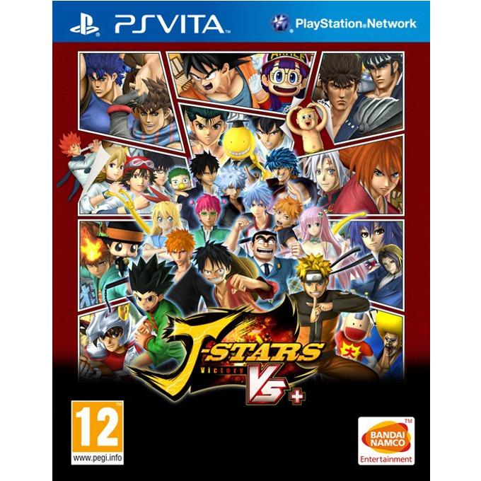 Игра за конзола J-Stars Victory VS+, за PSVita image