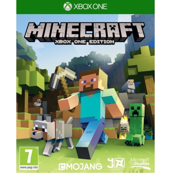 Игра за конзола Minecraft, за XBOX ONE image