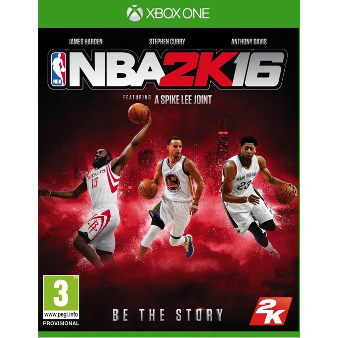 NBA 2K16, за XBOXONE image