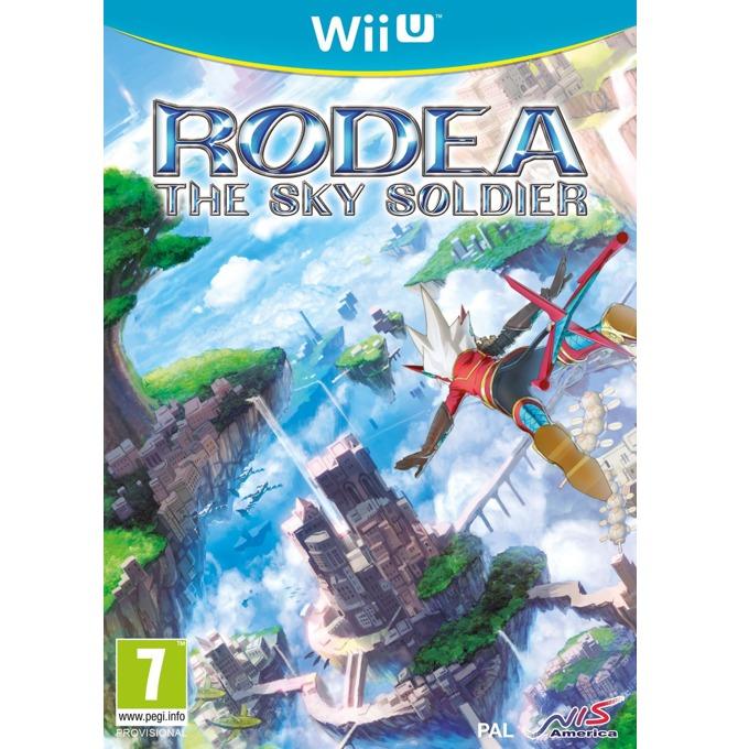 Игра за конзола Rodea: The Sky Soldier, за WII U image
