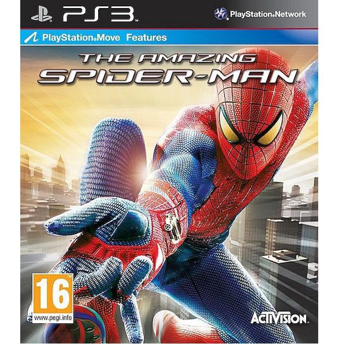 Игра за конзола The Amazing Spider-man, за PlayStation 3 image
