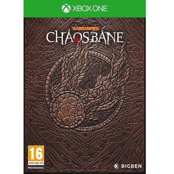 Игра за конзола Warhammer: Chaosbane Magnus Edition, за Xbox One image