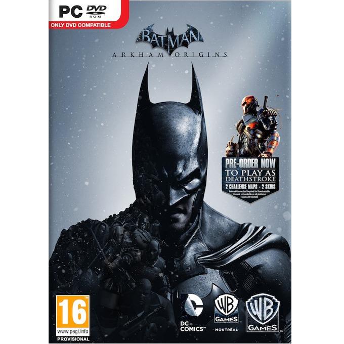 Batman: Arkham Origins, за PC image