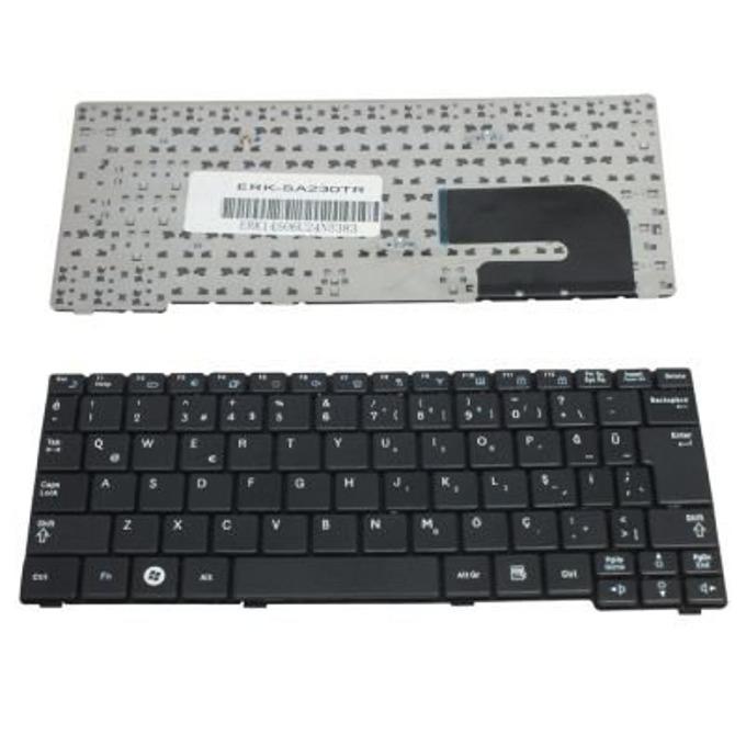 Клавиатура за Samsung N120, UK, черна image