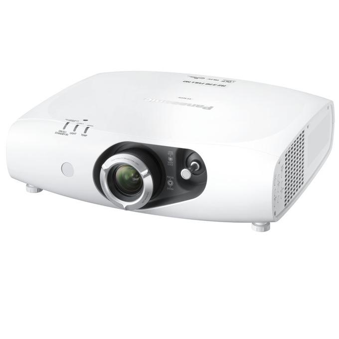 Проектор Panasonic PT-RZ370EJ, DLP, Full HD, 10,000:1, 3,500lm, HDMI, DVI image