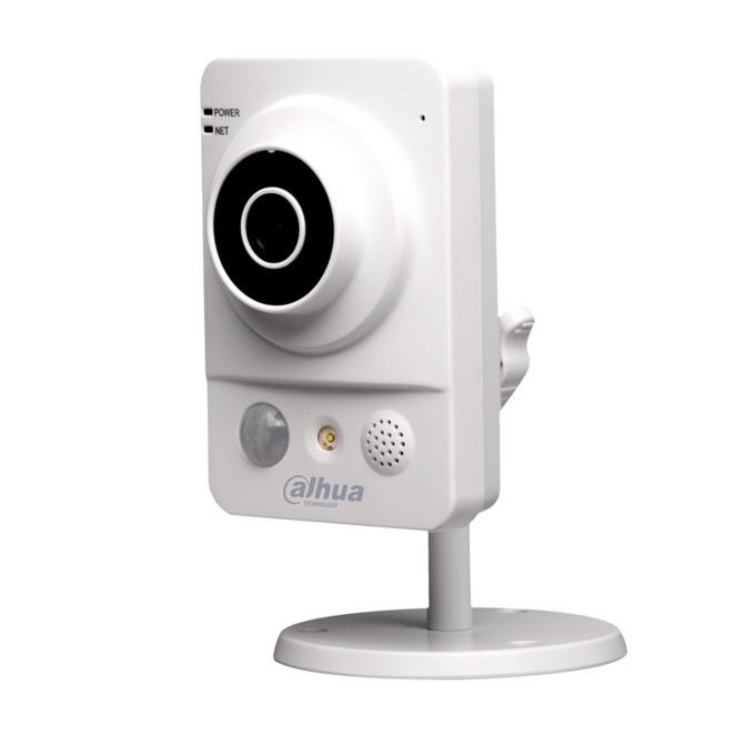 IP камера DAHUA IPC-K200W, IP камера, 1080, 1920x1080, H.264, microSD, безжична, LAN image