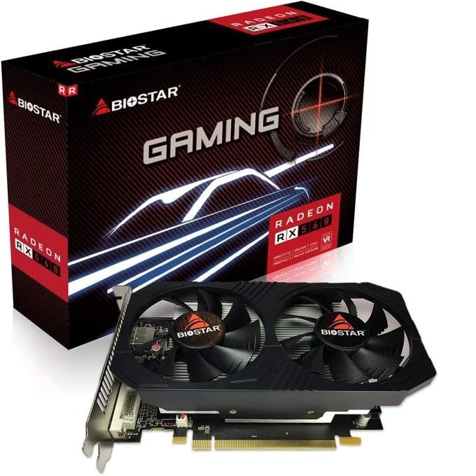 Biostar Radeon RX560 (Dual Cooling) VA5615RF41