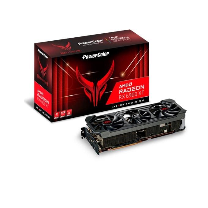 PowerColor Red Devil RX 6900 XT 16GB GDDR6