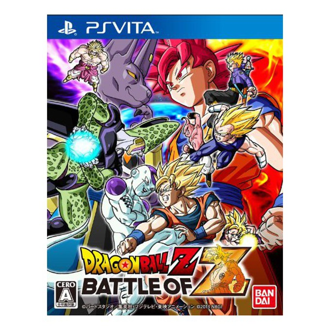Игра за конзола Dragon Ball Z: Battle of Z, за PSVita image