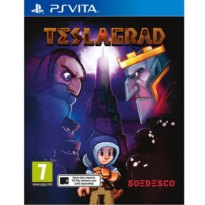 Игра за конзола Teslagrad, за PSVITA image