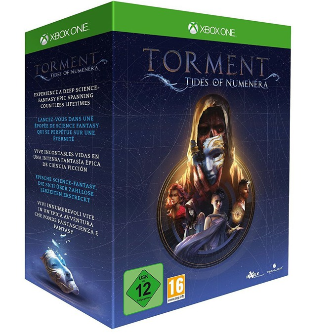 Игра за конзола Torment: Tides of Numenera Collectors Edition, за Xbox One image