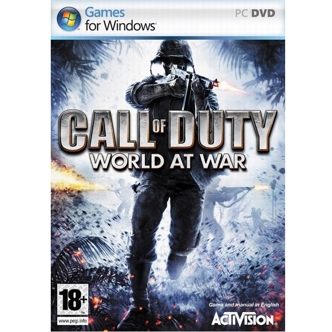 Игра Call of Duty: World at War, за PC image