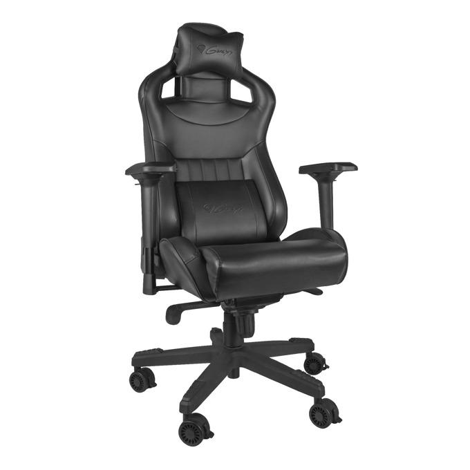 Геймърски стол Genesis Nitro 950, до 150кг, черен image