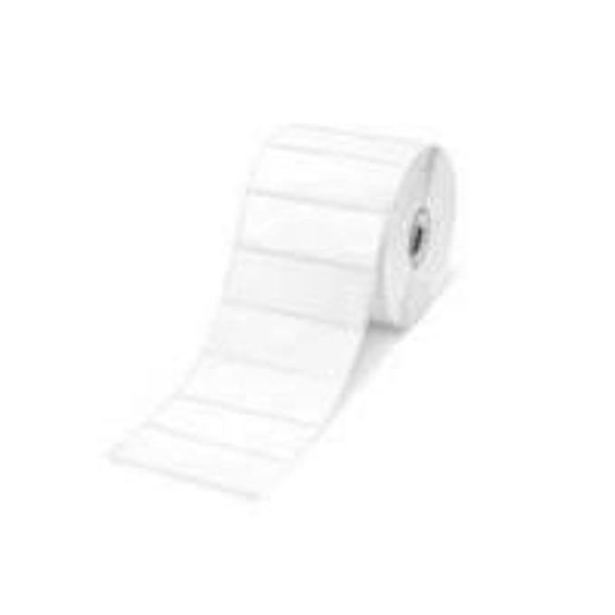 ЛЕНТА ЗА ЕТИКЕТНИ ПРИНТЕРИ BROTHER ТИП RD-S04E1 White Paper Label Roll, 1552 labels per roll, 76mmx26mm - P№ RDS04E1 image