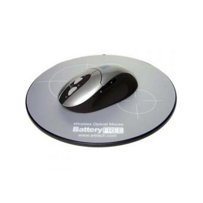 Мишка A4Tech NB-70 BatteryFree Wireless, безжична, оптична, RFID пад image