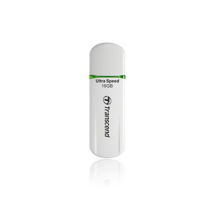 16GB USB Flash Drive, Transcend JetFlash 620, USB 2.0, зелена image