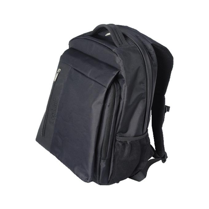 """Чанта за лаптоп LogiLink NB0039 за лаптопи до 15.6"""" (39.60cm), черна image"""