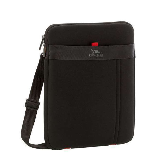 """Чанта за таблет Rivacase 5110 до 10.2"""" (25.91 cm), полиестер, черна image"""