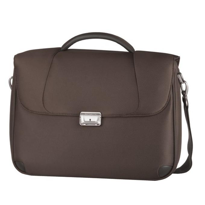 """Чанта за лаптоп Samsonite X'ion3-3  до 16""""(40.6 cm), """"тип чанта"""", кафява image"""