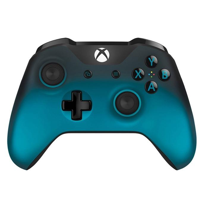 Microsoft Xbox One Wireless Ocean Blue product
