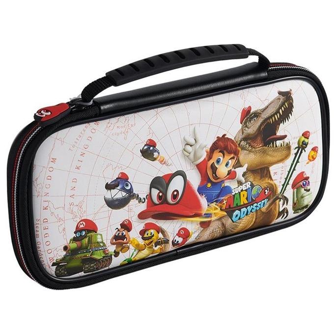 BigBen Mario Odyssey White case Nintendo Switch product