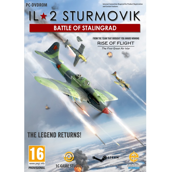 IL-2 Sturmovik: Battle of Stalingrad, за PC image