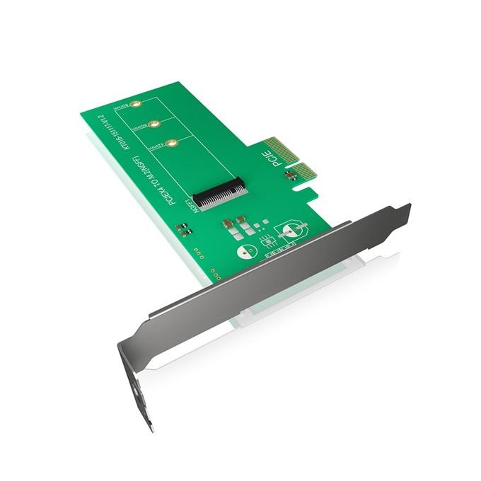 Контролер Icy Box IB-PCI208, от PCI-e към М.2 image