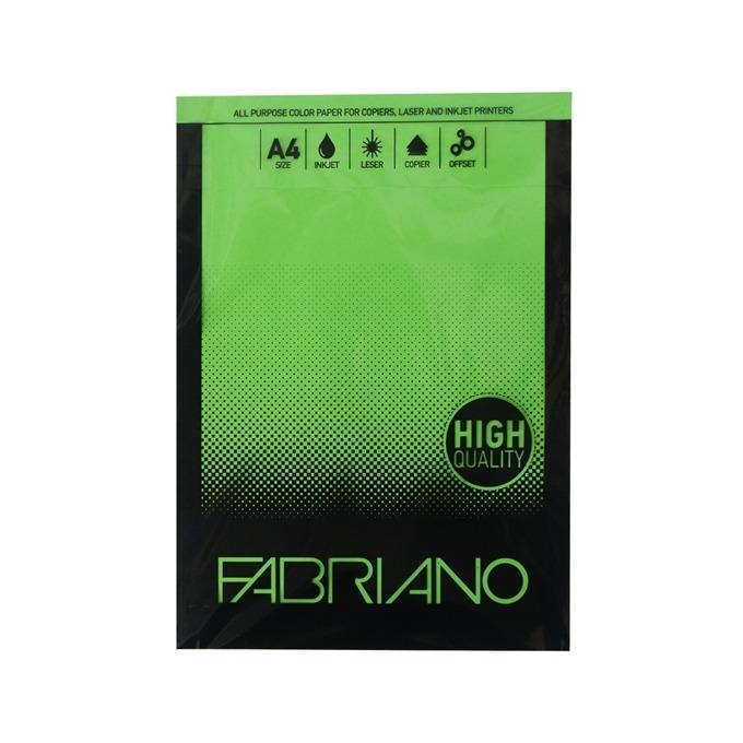 Fabriano A4, 160 g/m2, тревистозелен, 50 листа product