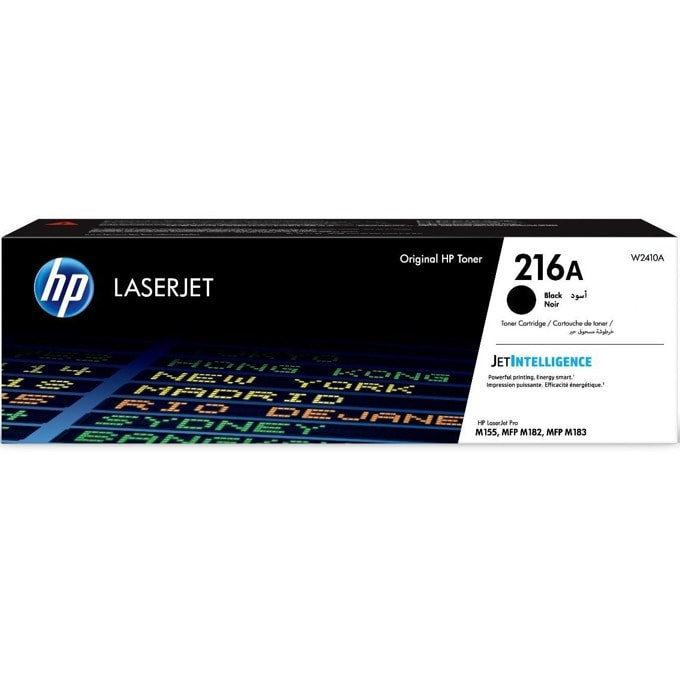 HP W2410A Black product