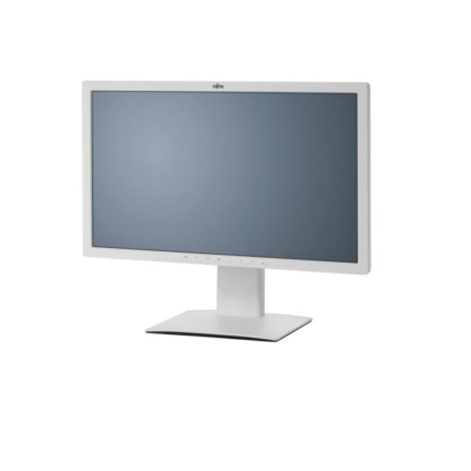 """Монитор 27.5"""" (69.85 cm) Fujitsu P27T-7 UHD, IPS панел, 4К LED, 5ms, 20 000 000:1, 350 cd/m2, mini DisplayPort, DisplayPort, HDMI image"""