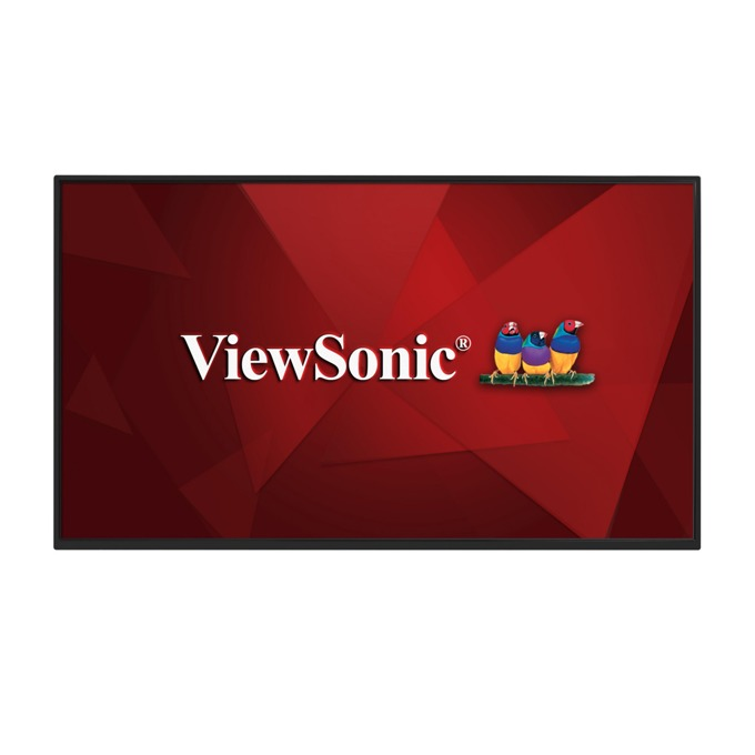 "Дисплей ViewSonic CDM4900R, 49"" (124.46 cm), Full HD, HDMI, DVI-I, DisplayPort, RS232, USB image"