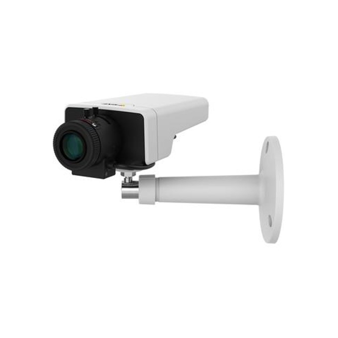 "IP камера AXIS M1125, насочени (""bullet""), 2MPix (1080p@30fps), 3-10.5 mm обектив, H.264, LAN PoE, microSD image"