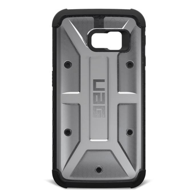 Хибриден кейс Urban Armor Gear Scout, Galaxy S6 Edge Plus, удароустойчив, тъмнопрозрачен-чеерен image