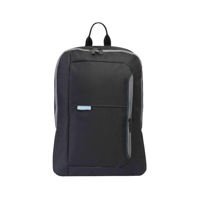 "Раница за лаптоп Dicallo LLB9698-15, до 15.6"" (39.60cm), полиестер, черна image"