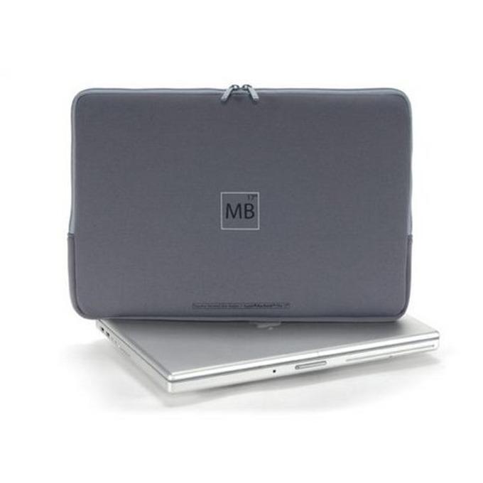 """Калъф за лаптоп MacBook Pro TUCANO BF-N-MB17, 17""""(43.18cm), сив image"""