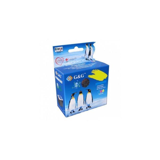 ГЛАВА ЗА Epson Stylus Office BX305F/BX525WD;Epson Stylus BX305FW/BX320FW/BX625FWD/SX420W/SX425W/SX525WD/SX620FW - Cyan - T1292 - G&G - Неоригинален заб.: 13ml. image