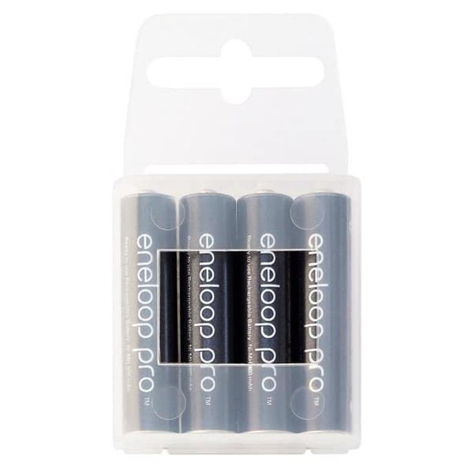 Акумулаторна батерия Panasonic Eneloop Pro, AAA, 930mAh, 1.2V, NiMH, 4 бр., BOX image
