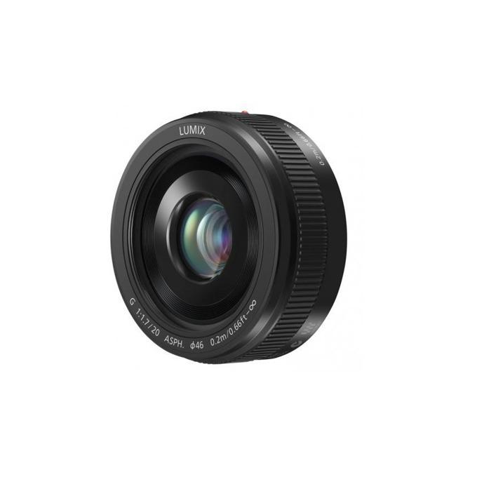 Обектив Panasonic LUMIX G 20mm f/1.7 II Pancake image