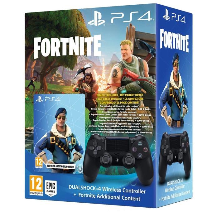 PlayStation DualShock 4 V2 - Fortnite Bundle product