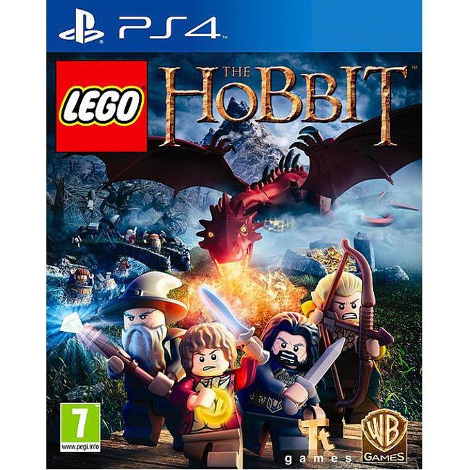 Игра за конзола LEGO: The Hobbit, за PlayStation 4 image