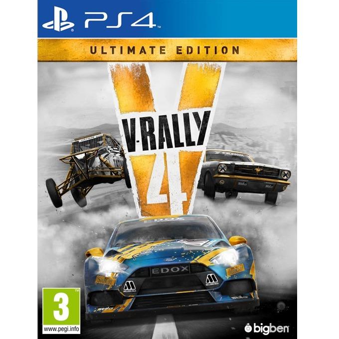 Игра за конзола V-Rally 4 Ultimate Edition, за PS4 image