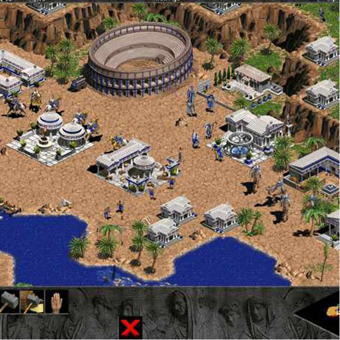 Игра Age of Empires - Gold Edition, за PC image