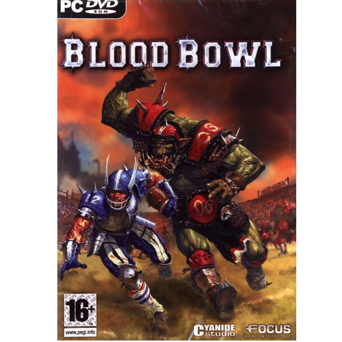Игра Blood Bowl, за PC image
