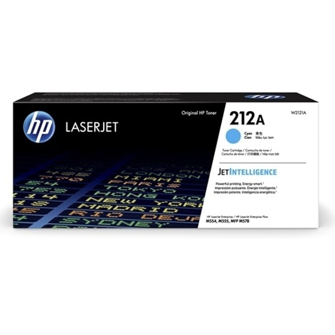 HP 212A Cyan  product
