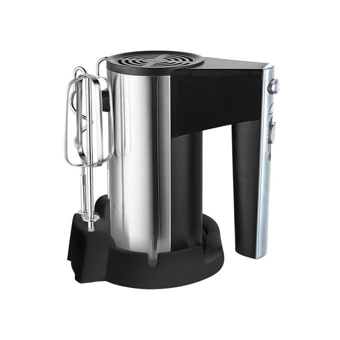Миксер Finlux FHM-535IX, 250 W, 5 степени на работа, бъркалки за тесто, сребрист  image