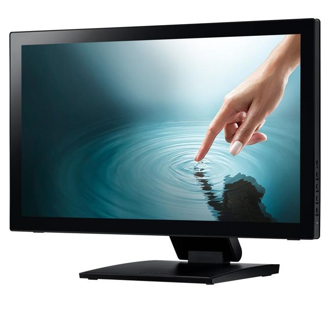"""Монитор AG NEOVO TM-22, 21.5"""", 21.5""""(54.61 cm), TN LED тъч панел, Full HD, 3ms, 250cd/m2, VGA, HDMI, DisplayPort, USB, черен image"""