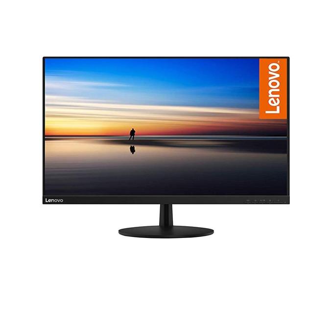 """Монитор Lenovo L27m-28 (65E6KAC1EU), 27"""" (68.58 cm) IPS панел, Full HD, 4ms, 1000:1, 250cd/m2, HDMI, USB Type-C, VGA image"""