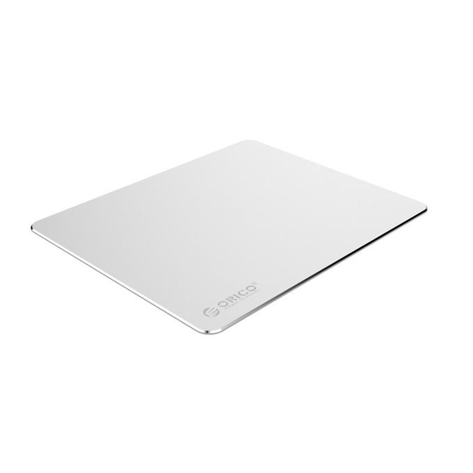 Подложка за мишка ORICO Mini Aluminum AMP2218, алуминиева, сребриста, 220 x 180 x 2 mm image